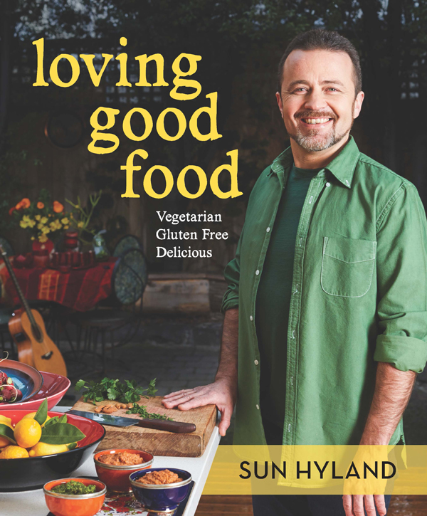 Loving Good Food cookbook cover